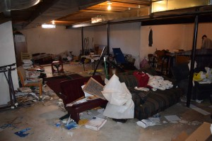 flooded-basement-clean-out-before